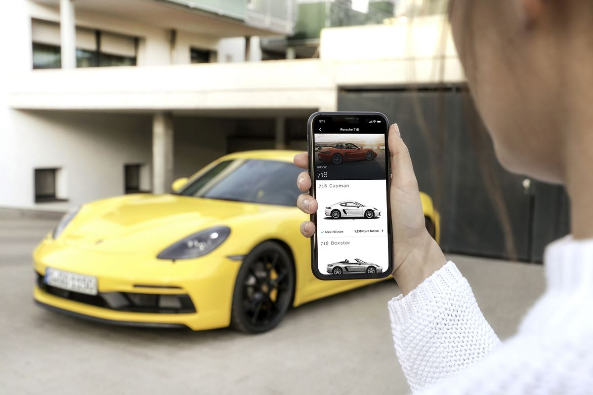 Porsche inFlow