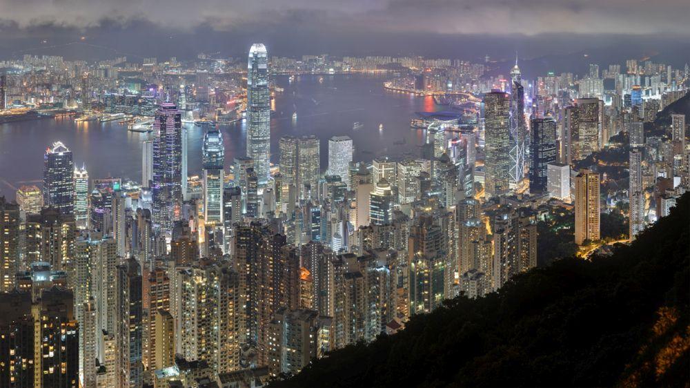 Hong Kong - Lantau Tomorrow Vision