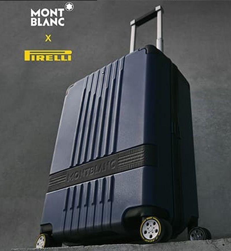 Pirelli x Montblanc