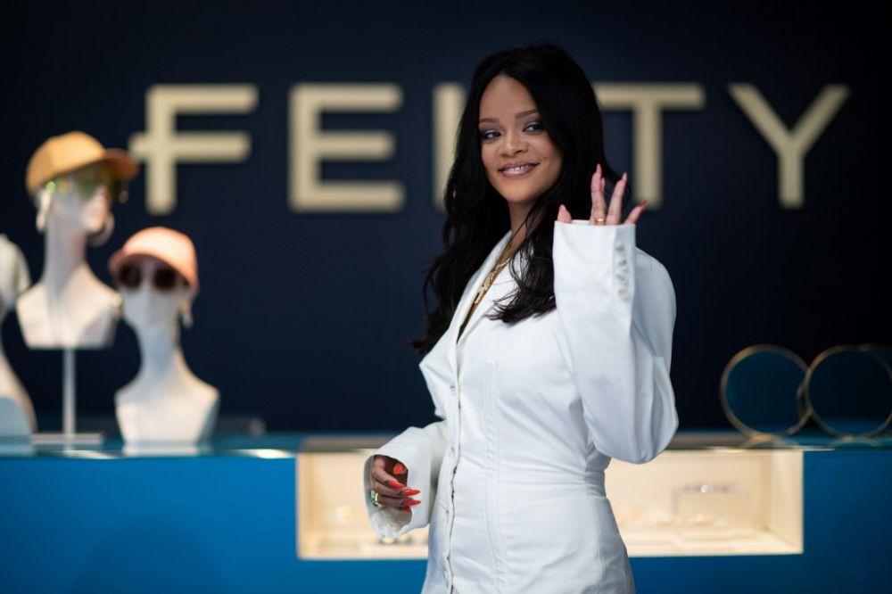 Rihanna - Fenty - LVMH