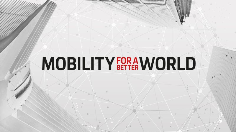 Porsche - Mobility for a Better World