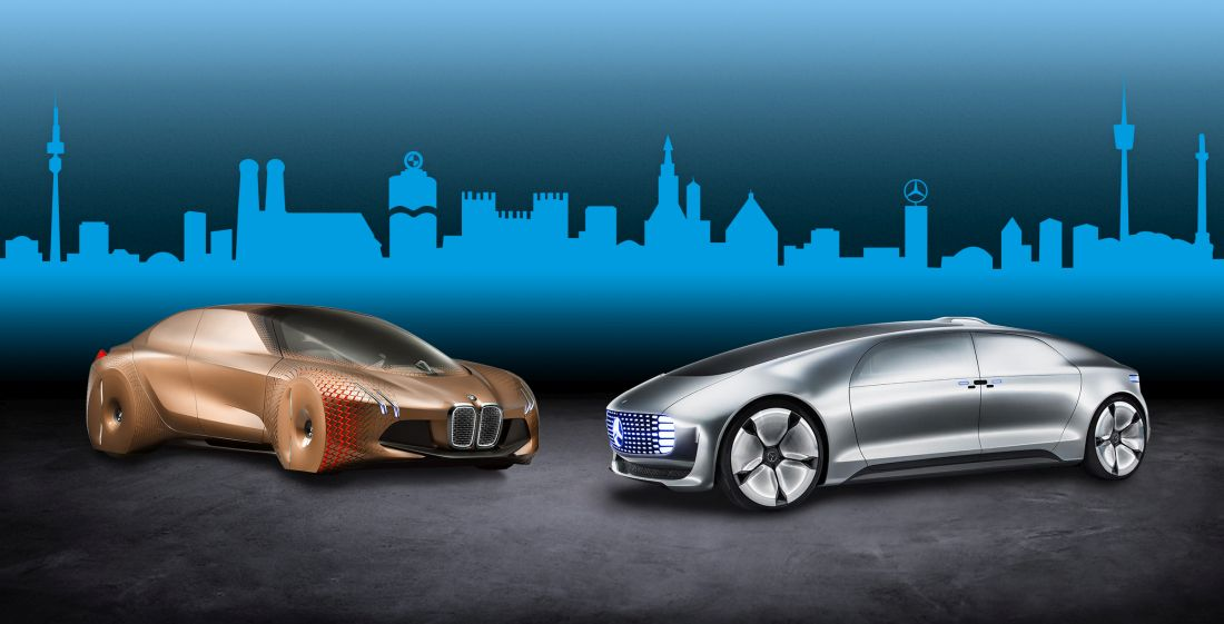 BMW Group & Daimler AG